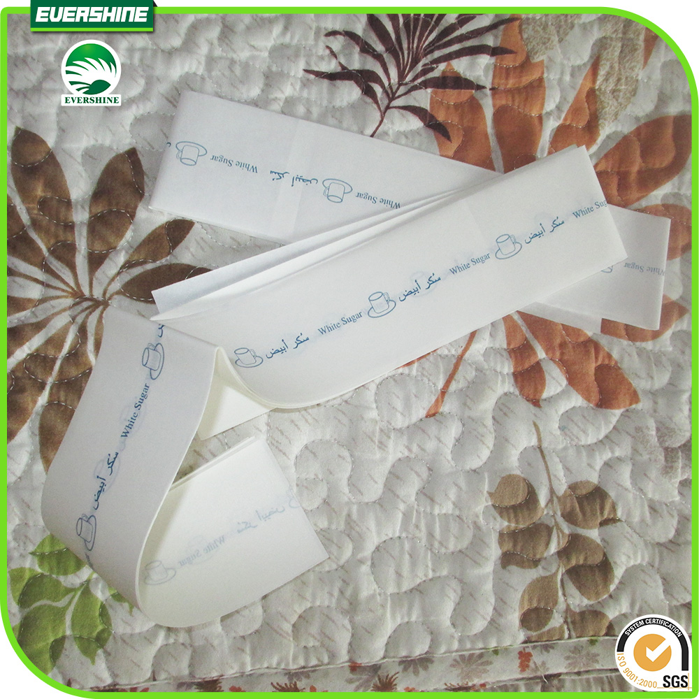 pe coated paper sugar packing paper pe